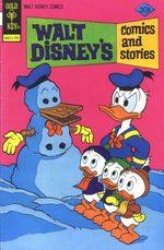 Walt Disney's Comics and Stories 438