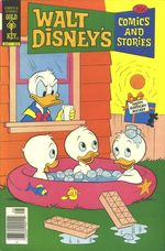 Walt Disney's Comics and Stories 455
