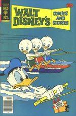 Walt Disney's Comics and Stories 457