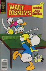 Walt Disney's Comics and Stories 460