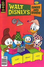 Walt Disney's Comics and Stories 466