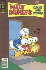 Walt Disney's Comics and Stories 473