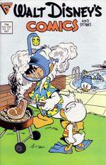 Walt Disney's Comics and Stories 511