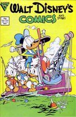 Walt Disney's Comics and Stories 512