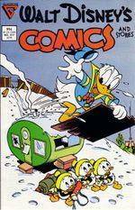 Walt Disney's Comics and Stories 517