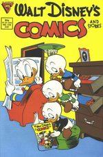 Walt Disney's Comics and Stories 518