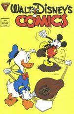 Walt Disney's Comics and Stories 519