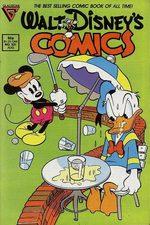 Walt Disney's Comics and Stories 521