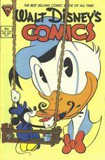 Walt Disney's Comics and Stories 523