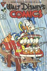 Walt Disney's Comics and Stories 524