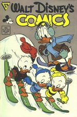 Walt Disney's Comics and Stories 528