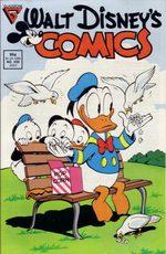 Walt Disney's Comics and Stories 530
