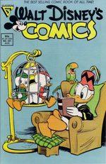 Walt Disney's Comics and Stories 531