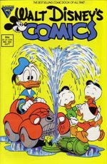 Walt Disney's Comics and Stories 532