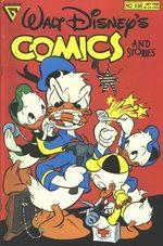 Walt Disney's Comics and Stories 536
