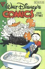 Walt Disney's Comics and Stories 540