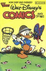 Walt Disney's Comics and Stories 541