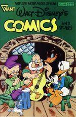 Walt Disney's Comics and Stories 543