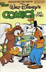 Walt Disney's Comics and Stories 544