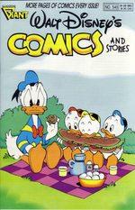 Walt Disney's Comics and Stories 545