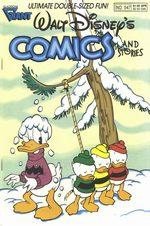 Walt Disney's Comics and Stories 547