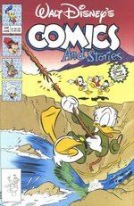 Walt Disney's Comics and Stories 548