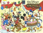 Walt Disney's Comics and Stories 550