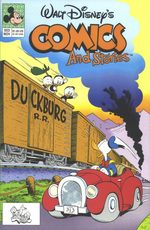 Walt Disney's Comics and Stories 553