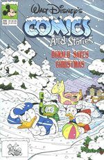 Walt Disney's Comics and Stories 556