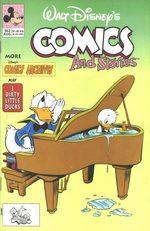 Walt Disney's Comics and Stories 562