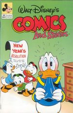 Walt Disney's Comics and Stories 569