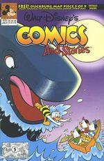 Walt Disney's Comics and Stories 573