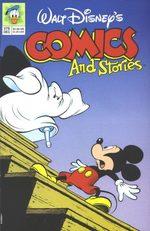 Walt Disney's Comics and Stories 578