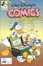 Walt Disney's Comics and Stories 581