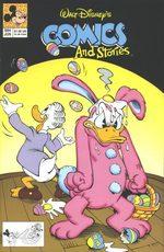 Walt Disney's Comics and Stories 584