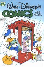 Walt Disney's Comics and Stories 589