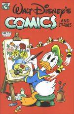 Walt Disney's Comics and Stories 592