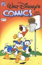 Walt Disney's Comics and Stories 593
