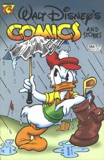 Walt Disney's Comics and Stories 594