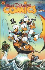 Walt Disney's Comics and Stories 601