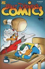 Walt Disney's Comics and Stories 604