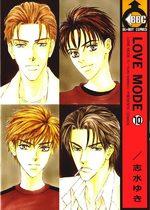 Love Mode 10 Manga