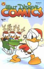 Walt Disney's Comics and Stories 609