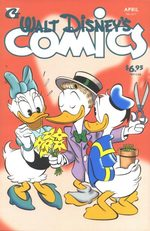 Walt Disney's Comics and Stories 611