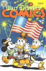 Walt Disney's Comics and Stories 615