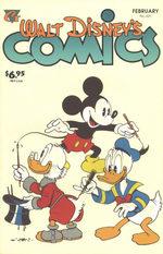 Walt Disney's Comics and Stories 621