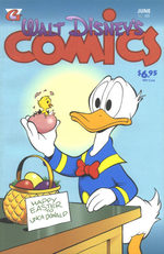 Walt Disney's Comics and Stories 625