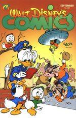 Walt Disney's Comics and Stories 628