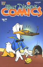 Walt Disney's Comics and Stories 632