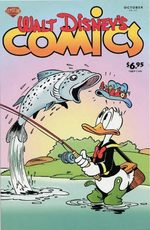 Walt Disney's Comics and Stories 637